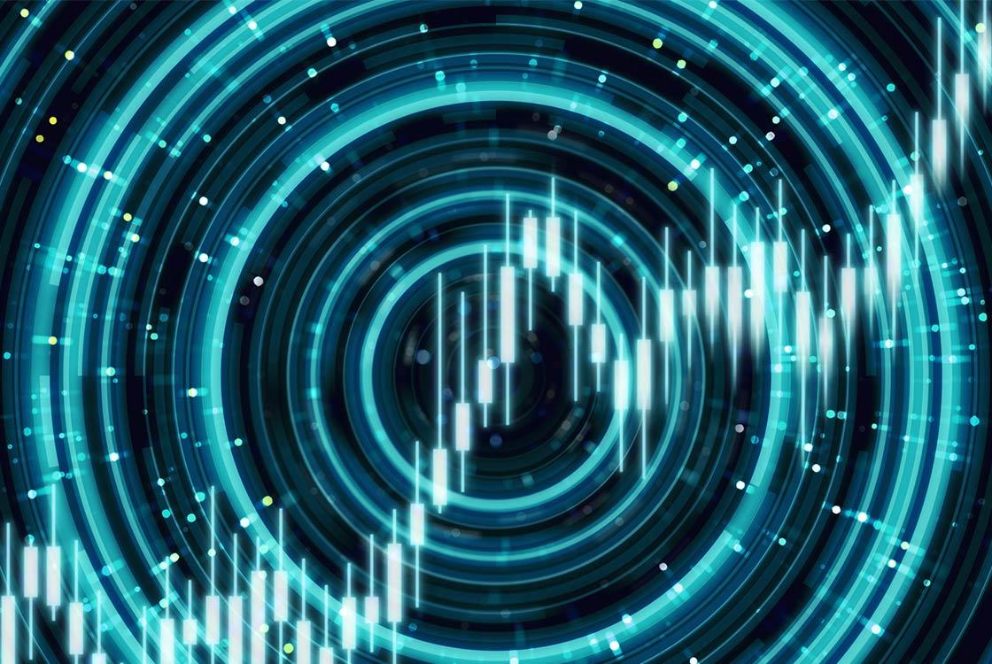 エリオット波動、インパルス1~5波の特徴